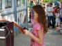 Es fehlt ein Schwimmbad - Kinder malten sich ihr Kaufungen