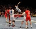 08.06.2013,Handball, MT Melsungen, HSV Hamburg v.l. MT, MT,  HSV 9 Igor Vori, HSV, HSV, MT 10 Malte Schröder