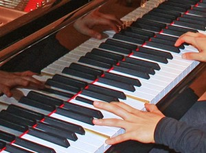 Piano – die Klavierklassen der Musikakademie präsentieren sich